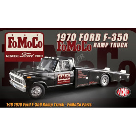 "FORD F-350 CAMION PLATEAU 1970 ""FOMOCO - GENUINE FORD PARTS"""