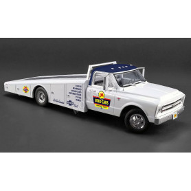 "CHEVROLET C-30 CAMION PLATEAU 1967 ""OK - USED CAR"""