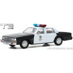 "CHEVROLET CAPRICE METROPOLITAIN POLICE 1987 ""TERMINATOR 2 - LE JUGEMENT DERNIER (1991)"""