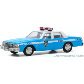 "CHEVROLET CAPRICE 1990 ""NEW YORK POLICE DEPARTMENT"" (NYPD)"