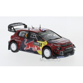 CITROEN C3 WRC 4 LAPPI/FERM RALLYE DE SUEDE 2019