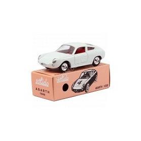 FIAT ABARTH 1000 1962 BLANCHE