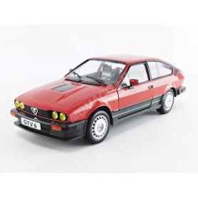ALFA ROMEO GTV6 1984 ROUGE
