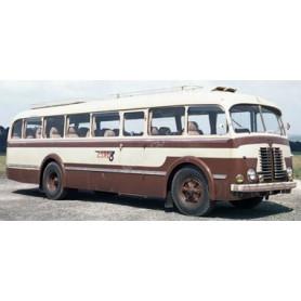 SKODA 706 RO 1947 BLANC/MARRON