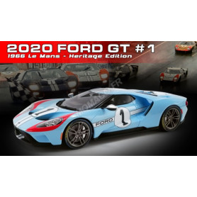 FORD GT 1 HERITAGE EDITION 2020