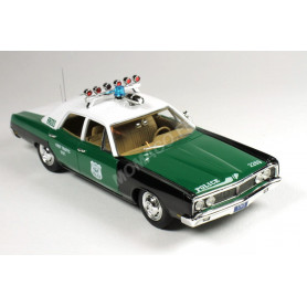 "FORD GALAXIE 1970 ""NYPD - NEW YORK POLICE DEPARTMENT"""