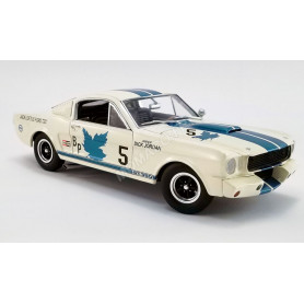 FORD MUSTANG SHELBY GT350R 5 DICK JORDAN CANADIAN CHAMPION 1965