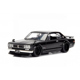 """NISSAN SKYLINE 2000 GT-R (C10) 1971 """"FAST AND FURIOUS"""""""