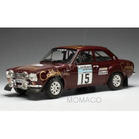 FORD ESCORT MKI RS 1600 15 ALEN/WHITE RALLYE RAC 1974
