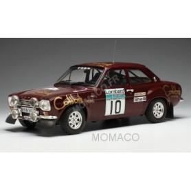FORD ESCORT MKI RS 1600 10 MIKKOLA/DAVENPORT RALLYE RAC 1974
