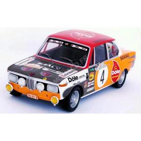 BMW 2002 TI 4 PEDRO/JIMMY RALLYE YPRES 1973