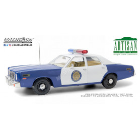 """PLYMOUTH FURY 1975 """"OSAGE COUNTY SHERIFF"""""""