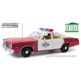 "DODGE MONACO 1977 ""FINCHBURG COUNTY SHERIFF"" (EPUISE)"