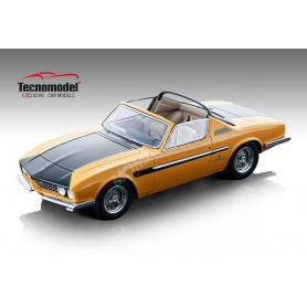 FERRARI 330 GTS 1967 JAUNE/NOIR