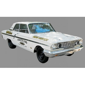 FORD THUNDERBOLT HEMI HUNTER 1964 (EPUISE)