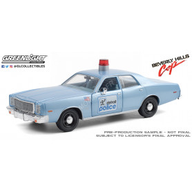 """PLYMOUTH FURY DETROIT POLICE 1977 """"BEVERLY HILLS COP I (1984)"""""""