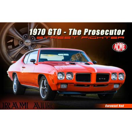 "PONTIAC GTO 1970 ""THE PROSECUTOR - STREET FIGHTER"""