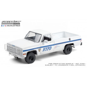 "CHEVROLET CUVY M1008 ""NEW YORK POLICE DEPARTMENT"" (NYPD)"