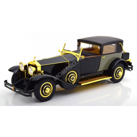 ROLLS-ROYCE PHANTOM 1 RIVIERA TOWN BROUGHAM PAR BREWSTER & CO. 1929