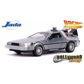 "DELOREAN ""RETOUR VERS LE FUTUR"" EPISODE 2"