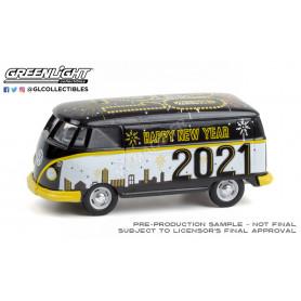 """VOLKSWAGEN T2 PANEL VAN """"HAPPY NEW YEAR 2021"""""""