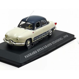 PANHARD DYNA GRAND STANDING 1958 CREME/BLEUE