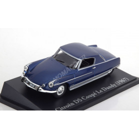 CITROEN DS 21 COUPE LE DANDY 1967 BLEUE (EPUISE)