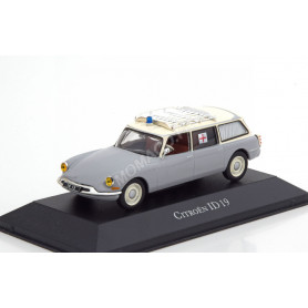 CITROEN DS ID 19 BREAK AMBULANCE 1962