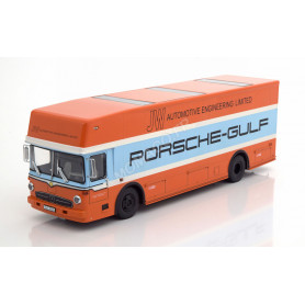 "MERCEDES-BENZ O317 TRANSPORTEUR COMPETITION ""PORSCHE - GULF"" 1971"