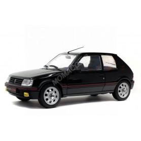 PEUGEOT 205 GTI 1.9 MKII 1990 NOIR ONYX