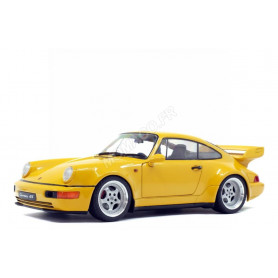 PORSCHE 964 3.8 RS 1990 JAUNE