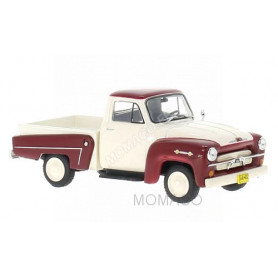 CHEVROLET 3100 1958 ROUGE/CREME