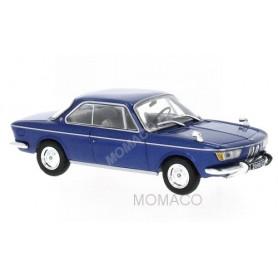 BMW 2000 CS 1966 BLEUE