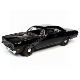 PLYMOUTH ROAD RUNNER 1969 NOIR