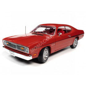 PLYMOUTH DUSTER HARDTOP 1970 ROUGE