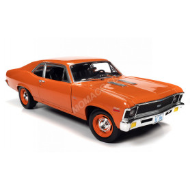 CHEVROLET NOVA SS 396 1970 ORANGE