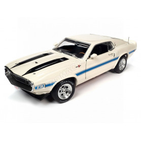 FORD MUSTANG SHELBY GT500 1970 BLANC