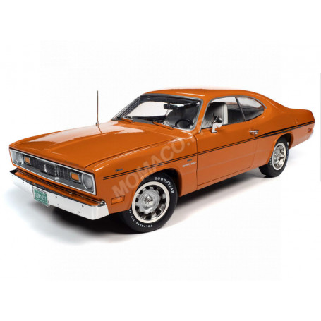 PLYMOUTH DUSTER 2 PORTES 1970 ORANGE