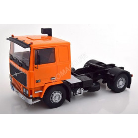 VOLVO F10 1977 ORANGE AVEC DECALQUES