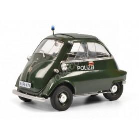 "BMW ISETTA EXPORT ""POLIZEI"" VERTE"