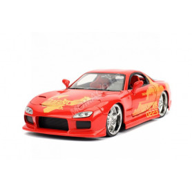 "MAZDA RX-7 ""2 FAST 2 FURIOUS (2003) - ORANGE JUILIUS"""