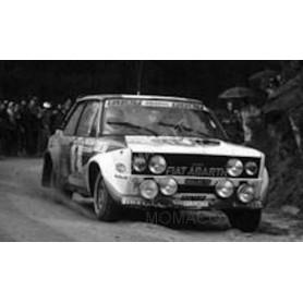 FIAT 131 ABARTH 2 ALEN/KIVIMAKI RALLYE PORTUGAL 1980