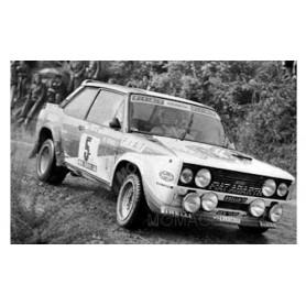 FIAT 131 ABARTH 5 ROHRL/GEISTDORFER RALLYE PORTUGAL 1980 (EPUISE)