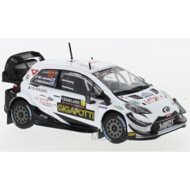 TOYOTA YARIS WRC 10 LATVALA/ANTTILA RALLYE DE SUEDE 2020