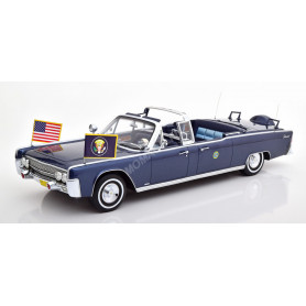 "LINCOLN CONTINENTAL 100-X ""JOHN F.KENNEDY - DEMOCRATE"" 1961"
