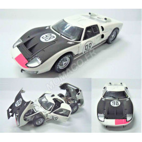 FORD GT40 MKII 98 MILES/RUBY DAYTONA 1966 1ER