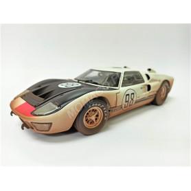 FORD GT40 MKII 98 MILES/RUBY DAYTONA 1966 1ER - VERSION SALIE