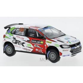 VOLKSWAGEN POLO GTI R5 WRC 48 KORHONEN RALLY DE SUEDE 2019
