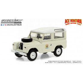 "LAND ROVER 88 SERIE IIA BREAK 1961 ""ACE VENTURA : WHEN NATURE CALLS (1995)"""