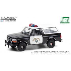 "FORD BRONCO 1995 ""CALIFORNIA HIGHWAY PATROL"""